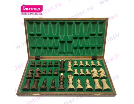 Комплект для обучения шахматам